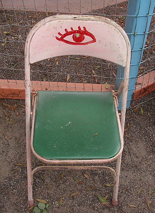Eye chair