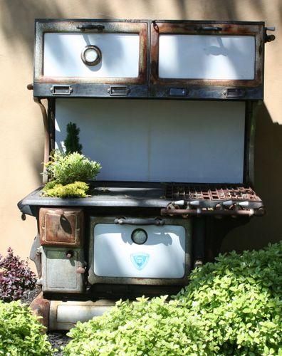 Hhn-old stove