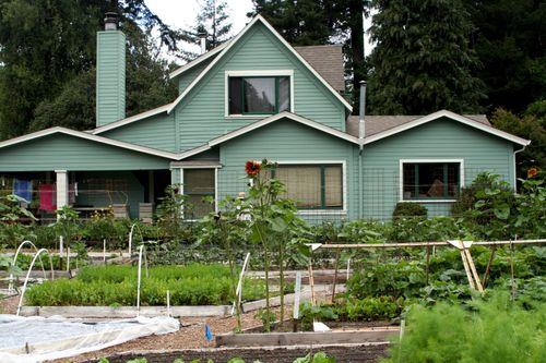 LAF farm house