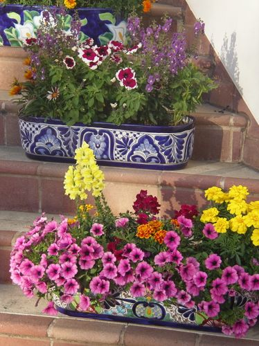 Coronado Island planters
