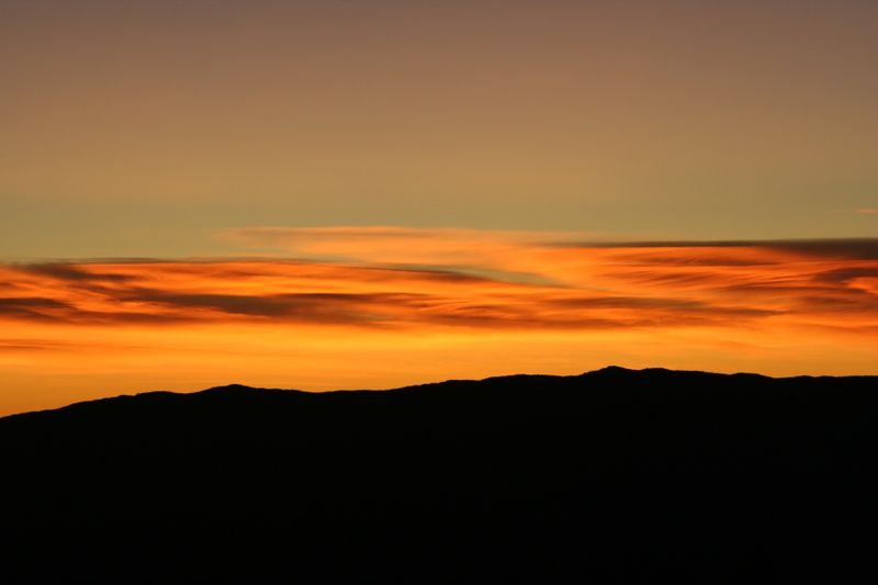 Nicki's sunrise