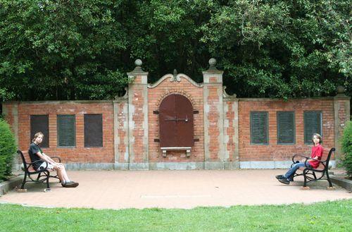Shakespeare garden 2