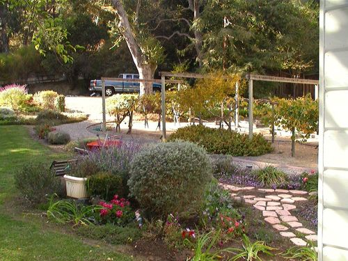 Former garden