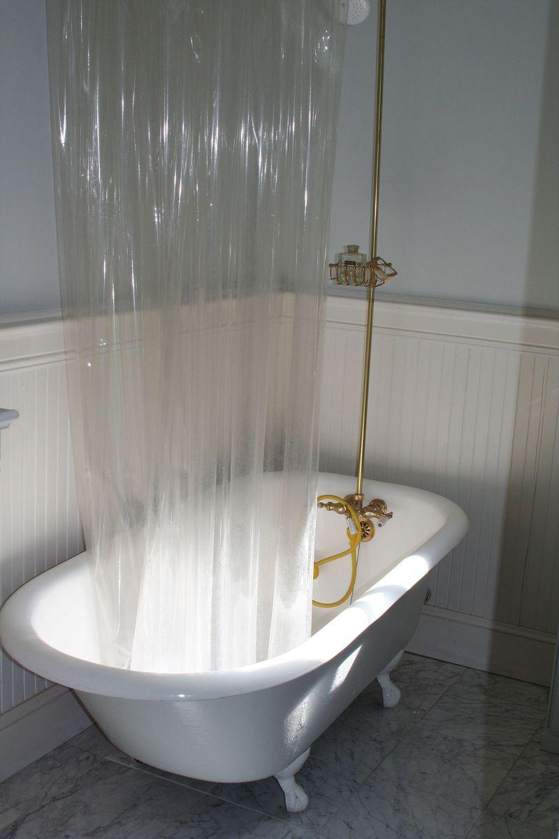 Bath after bath